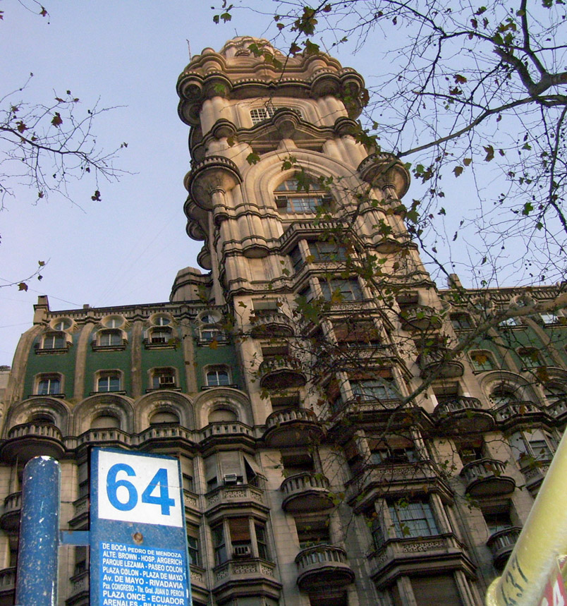 Palacio Barolo - Arquitectura esotérica y mítica en Buenos Aires