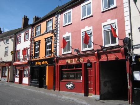 una calle de kilkenny