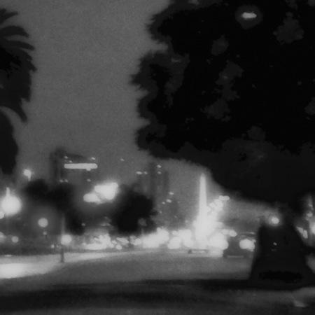 7-Nocturna.9 de julio ByN