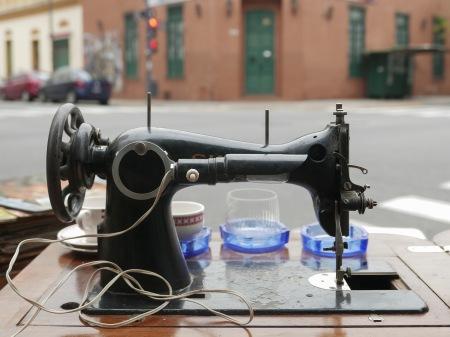 287.máquina de coser