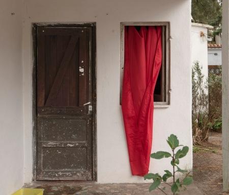 S458.cortina roja